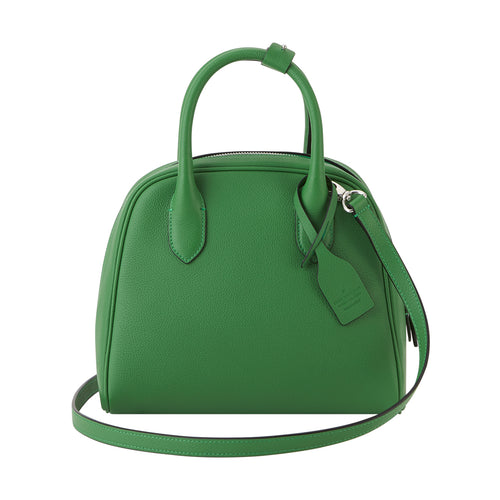 Charlene Mini Tote Bag Kelly green