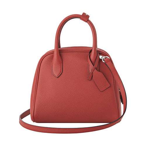Charlene Mini Tote Bag Red