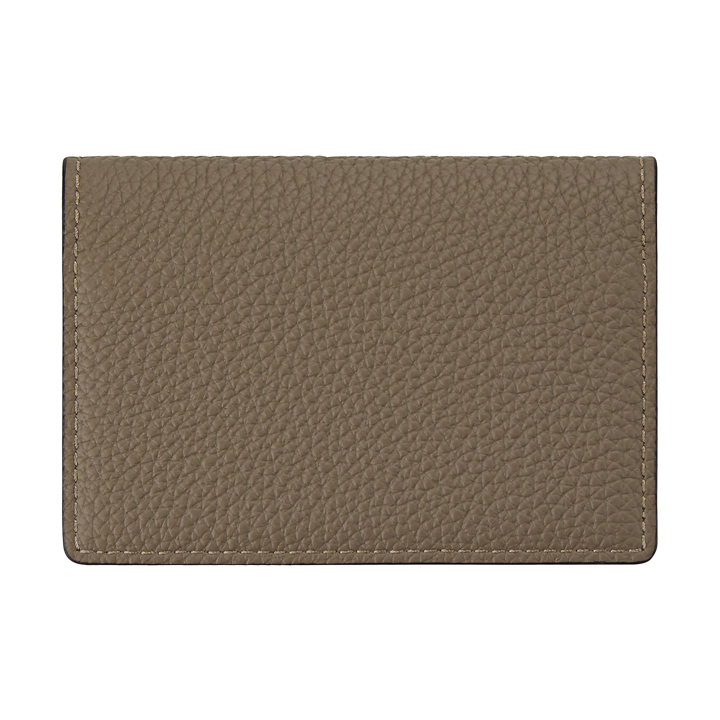 Forb Card Case Beige