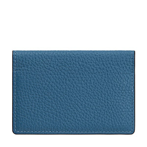 Forb Card Case Blue