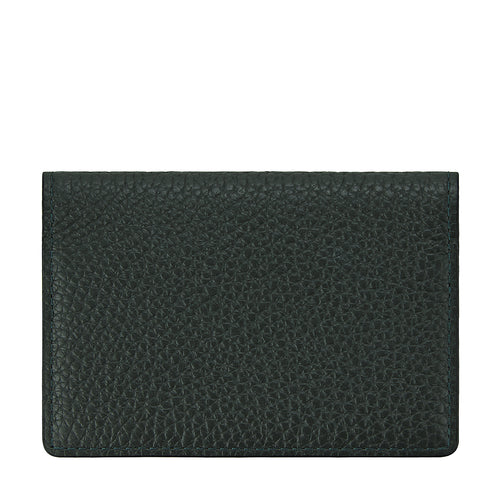Forb Card Case Dark Green