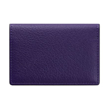 Forb Card Case Violet