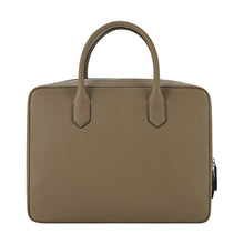 George 35 Briefcase Etoupe