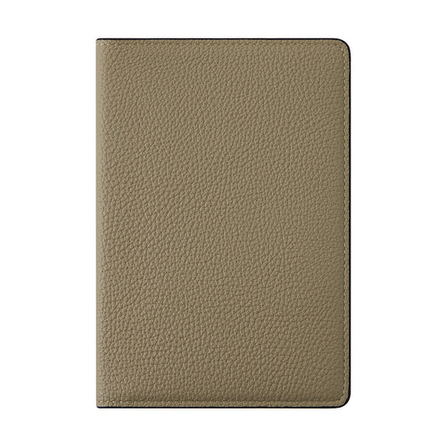 Miles Passport Holder Sable