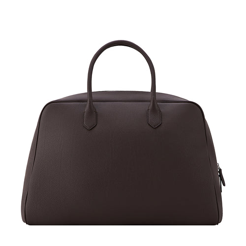 Rory 50 Boston Bag Chocolat