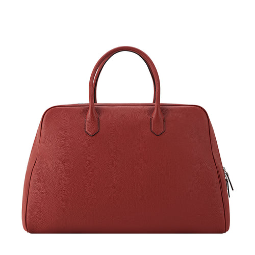 Rory 50 Boston Bag Rouge