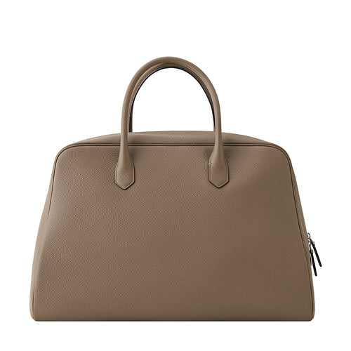 Rory 50 Boston Bag Beige
