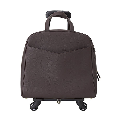 Trav Detachable Trolley Brown