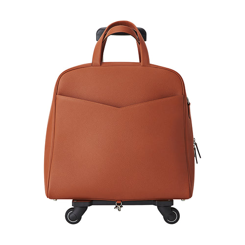 Trav Detachable Trolley Dark Orange