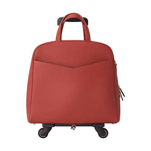 Trav Detachable Trolley Red