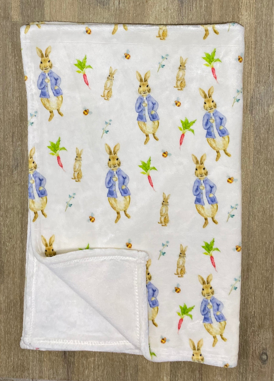Peter Rabbit Blanket - In stock special