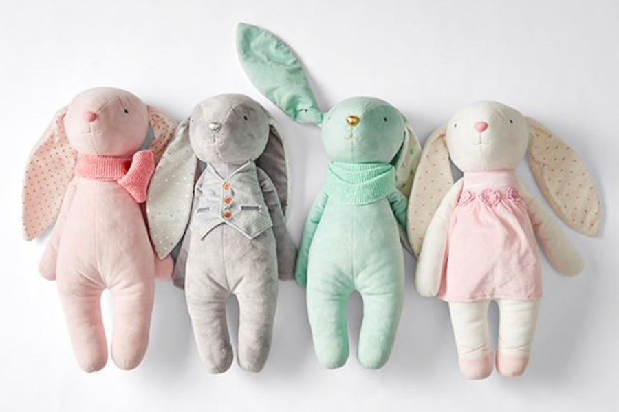 Personalised Easter Bunny Plush