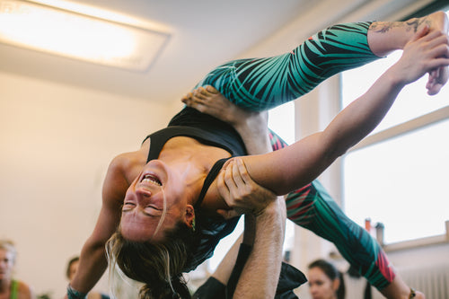 AcroYoga Lunar Immersion Ettlingen FULL IMMERSION