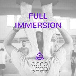 4 day AcroYoga Solar Immersion