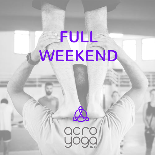 AcroYoga winterschool - full weekend