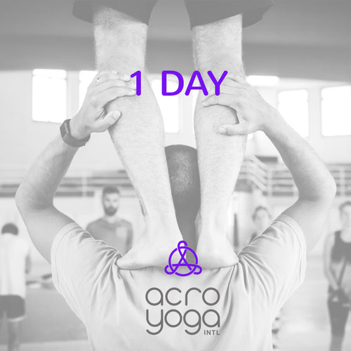 AcroYoga winterschool - 1 day
