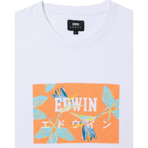 Birds Of Paradise Logo Box T-Shirt
