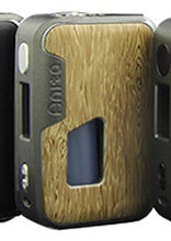 Load image into Gallery viewer, Arctic Dolphin Anita 100W Squonk mod - Grey frame, Yellow wood