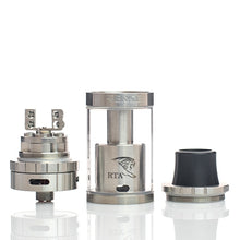 Load image into Gallery viewer, Sense Herakles RTA-4 tank - 25mm, 6ml capacity, SS
