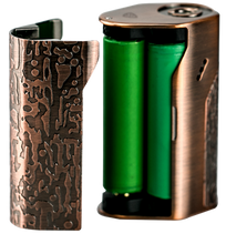 Load image into Gallery viewer, Wismec Reuleaux DNA200 - Bronze - includes batteries