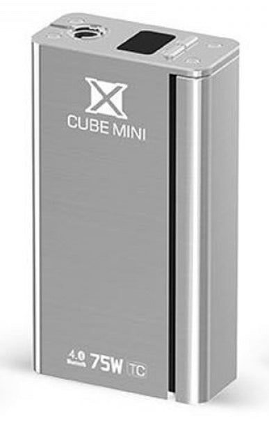 SMOK X-Cube Mini 75W - Stainless - SPECIAL PRICE - free battery