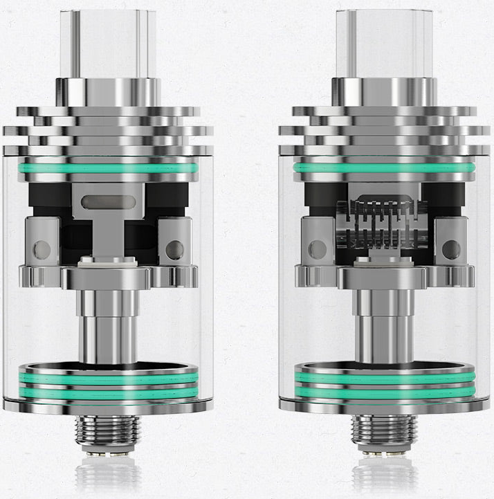 Wismec Theorem RTA - 22mm Drip tank hybrid - Notch coil