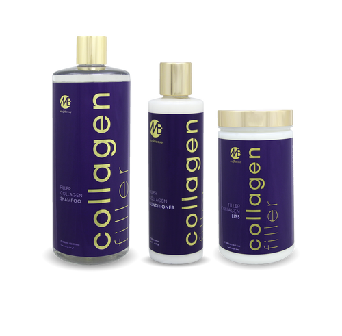 MB Collagen - Complete kit Filler Collagen Liss