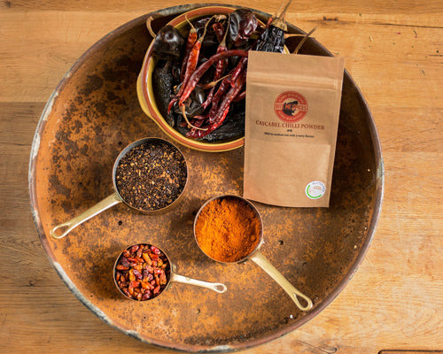Cascabel Chilli Powder (40g)