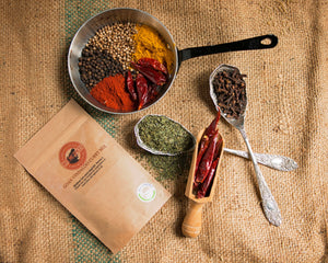Goan Vindaloo Curry Mix - Serves 4