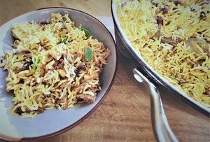 Biriyani Mix -Serves 4