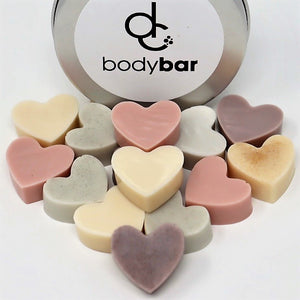 14 Love Heart Soaps Clearance