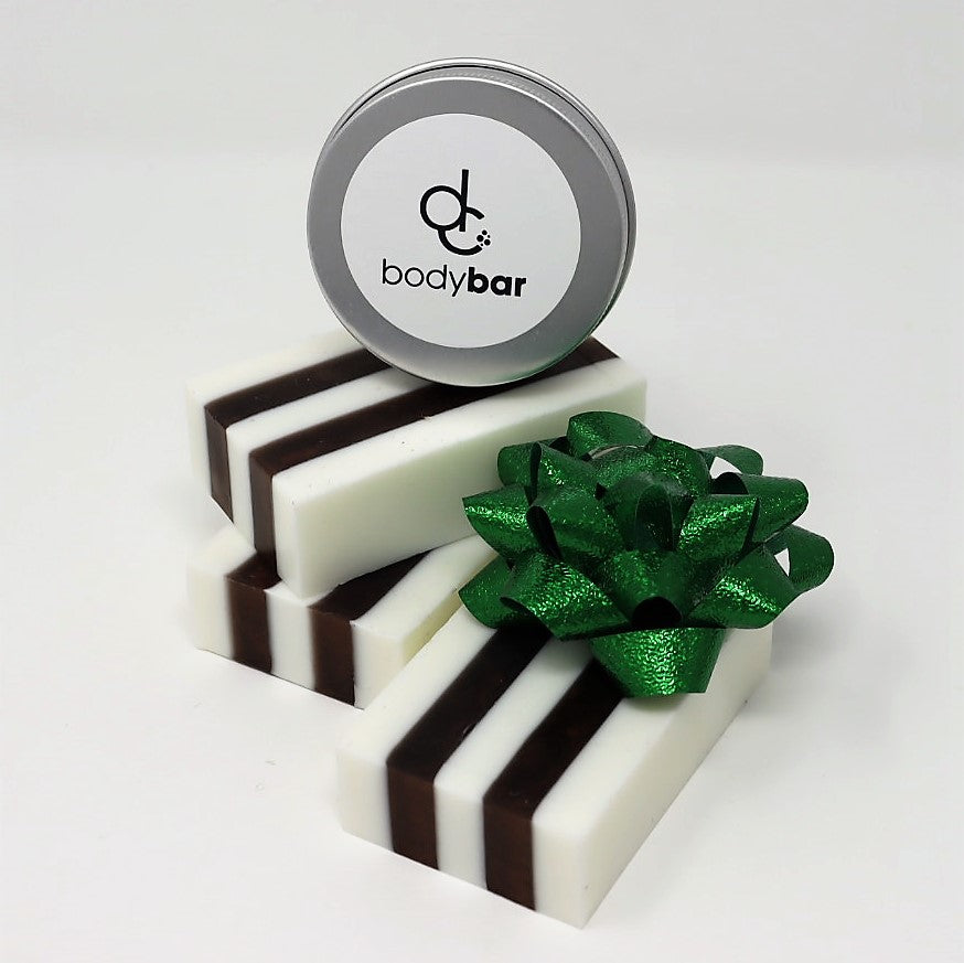 Elegant Holiday Soap Slice-Clearance