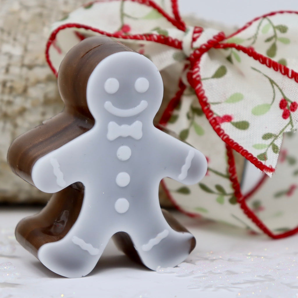 Frosted Gingerbread Soap-Clearance