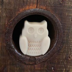 Owl Lemoney Lotion Bar-Set of 6