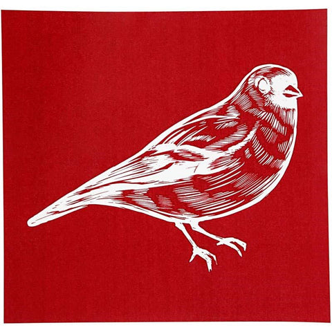 ✿ 'Vogel' </br>Screen Stencil ✿