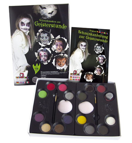 ✿ Schmink set Make-up set Halloween ✿