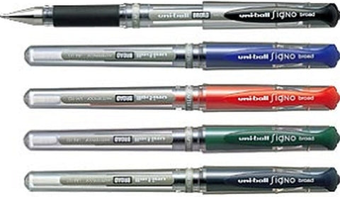 Pen Uni-Ball Broad 1mm