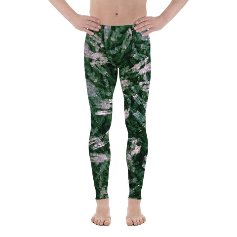 Emerald Crystal Mist Men's Leggings