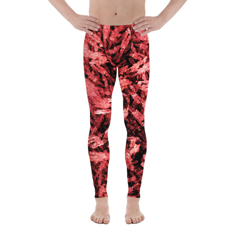 Ruby Crystal Mist Men's Leggings