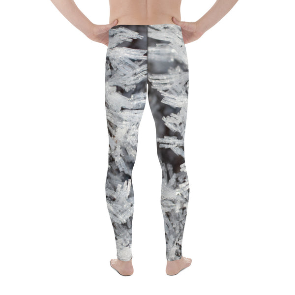 Diamond Crystal Mist Men's Leggings