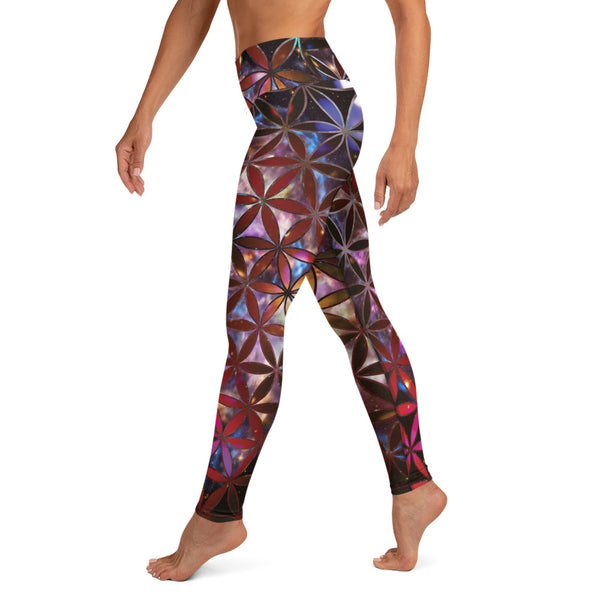 Super Nova Yoga Leggings