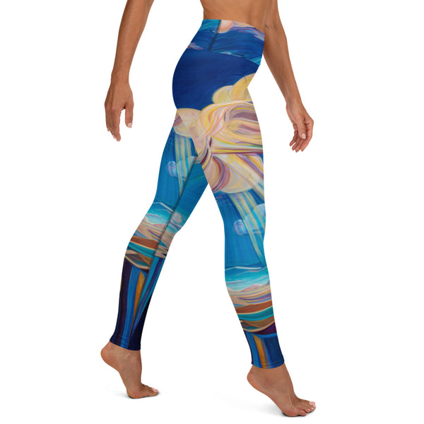 The Divide Yoga Leggings
