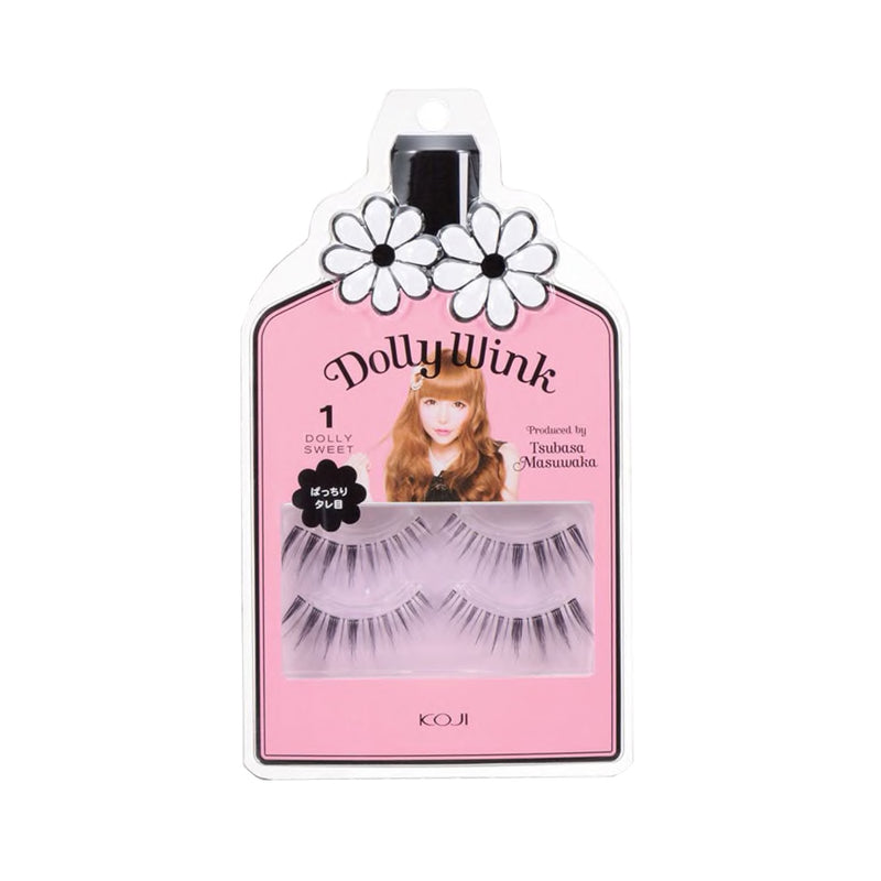 Koji Dolly Wink Eyelashes 日本Dollywink益若翼 假睫毛系列 - *BUY 3 GET 20% OFF!*