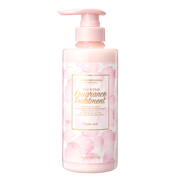 OHANA MAHAALO Fragrance Treatment 〈PIKAKE AULII〉 465ML