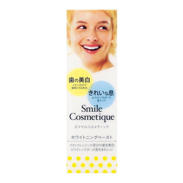 LION Smile Cosmetique Tooth Whitening Paste 85ML