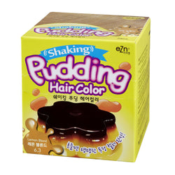 EZN Shaking Pudding Hair Color (#6.3 Lemon Blond)