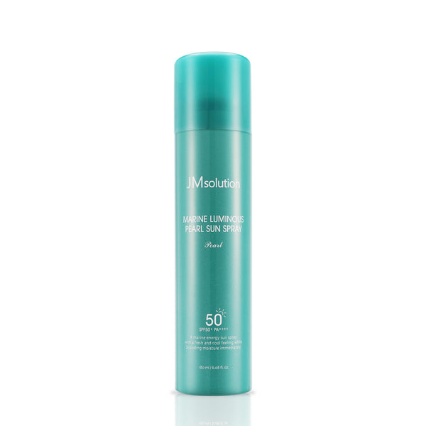 JM Solution Luminous Sun Spray SPF 50+ PA++++ 180mL  [2 Types]