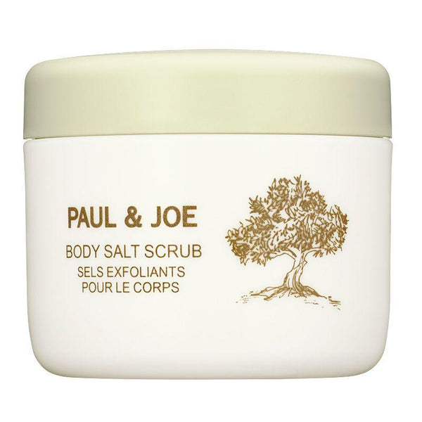 PAUL & JOE Body Salt Scrub 橄榄柔肌身体磨砂霜 130G