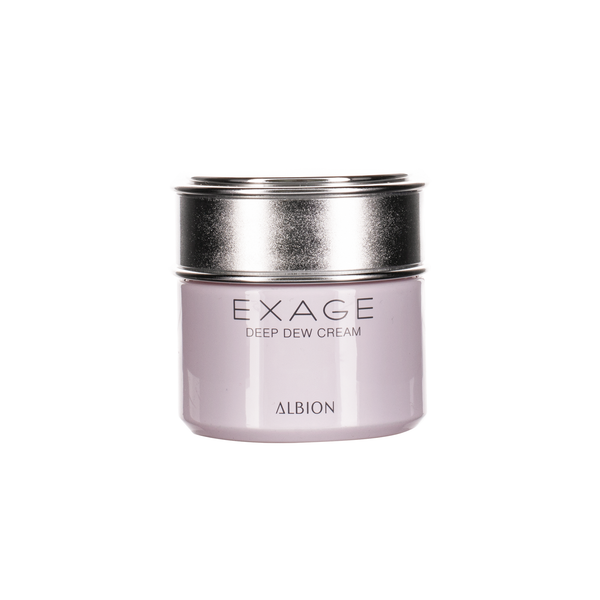 ALBION Exage Deep Dew Cream 清新活润朝露精华霜
