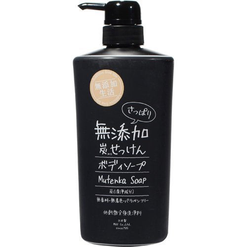 MAX Mutenka Body Soap 500ml 无添加 沐浴乳